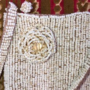 Vintage Seed Bead Purse